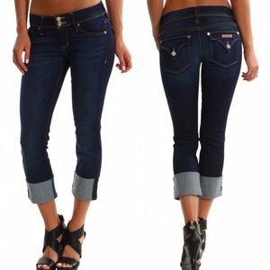 Hudson Ginny Crop Jeans